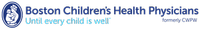 Boston Children's Health Physicians Logo